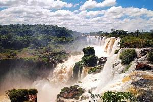 Водопады Игуасу на Новый год