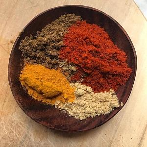 Индийская кухня: приправы