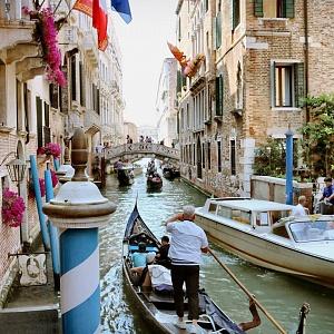 Венеция на Новый год 2018