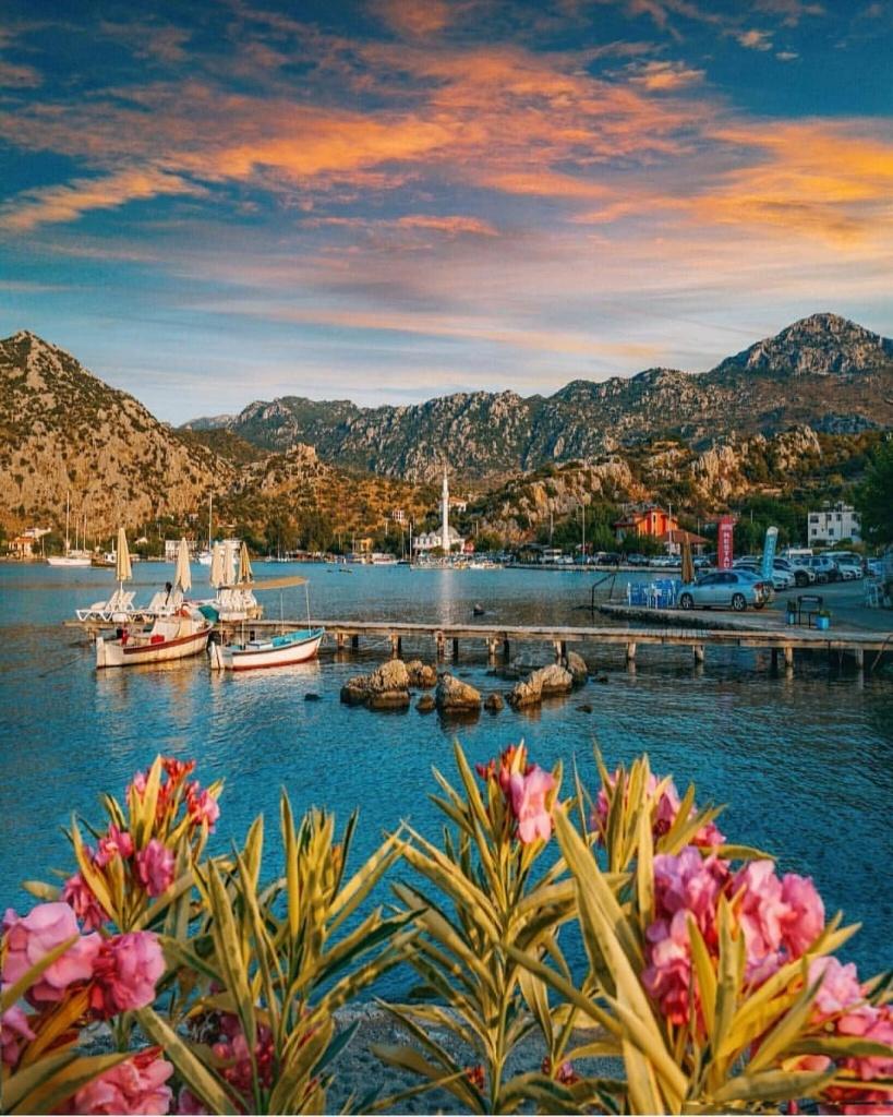 подходит фото красивые пейзажи курортов турции является талантливым